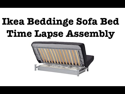 How To Reassemble An Ikea Beddinge Futon How To Save