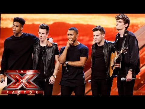 Concept sing Leona Lewis' Run | Boot Camp | The X Factor UK 2014