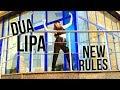Lagu Dua Lipa - New Rules _ Jin Lee Choreography_ dance cover by Neverstasia