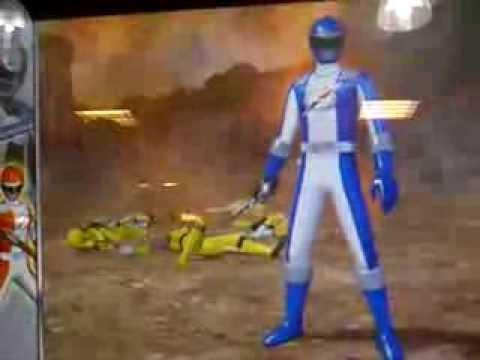 Power Rangers Card Battle Series 1: Yellow Storm