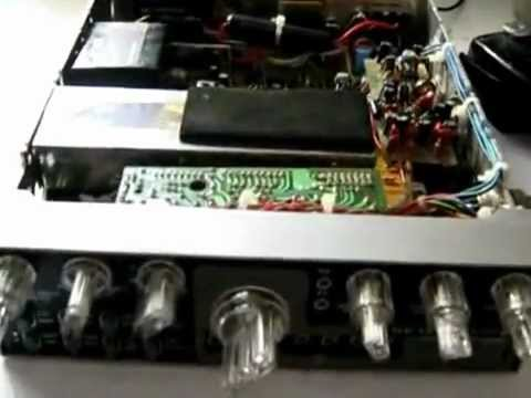 Midland Alan 8001 tuned COLT with RFX75