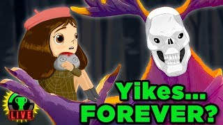 Eternal Happiness is a LIE! | Little Misfortune Ending