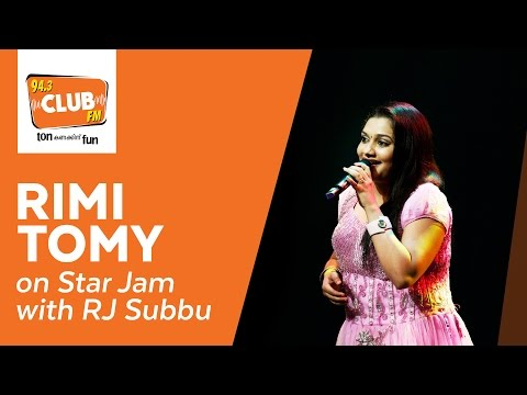 Star Jam : Rimi Tomy - Club FM 94.3