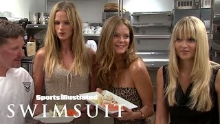 Behind The Scenes: Cooking With Models | Sports Illustrated Swimsuit