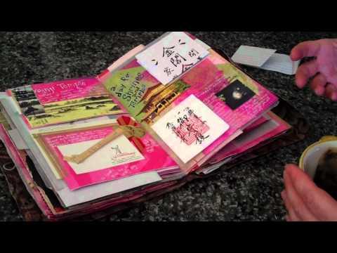 Artist Kara Klein's travel journal from her recent trip to Japan