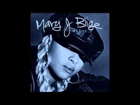 Mary J Blige I never wanna live without you