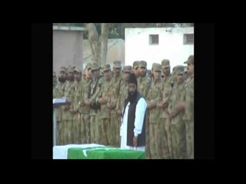 6117WD PAKISTAN-CHECKPOINT ATTACK FUNERALS