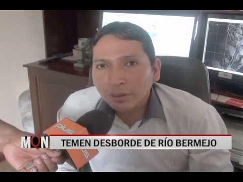 04/03/15 14:26 TEMEN DESBORDE DE RÍO BERMEJO