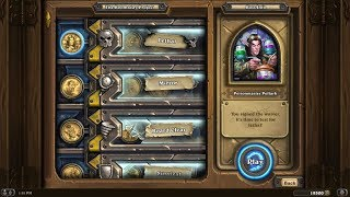 All 100 Puzzle Lab Guide, Card Back, Experiments - The Boomsday Project: Hearthstone
