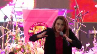 Pastora Betty Freidzon | Déboras 2014 | Lunes Mañana