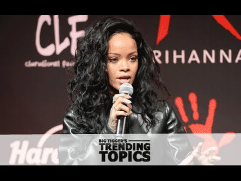 Rihanna's 'Unapologetic', Unstoppable Stalker - Trending Topics