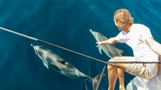 5 Long Days at Sea With Friendly Tuna, Dolphin Mayhem and 3 Amigos; Ep. 133