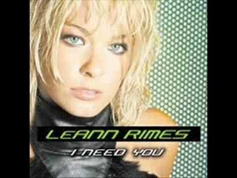 Leann Rimes - I Believe In You