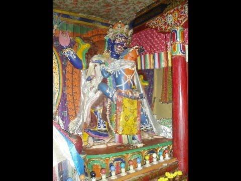 Ladakh 2005 Principaux gompas