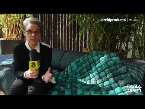 Fuorisalone 2016 | PAOLA LENTI - Paola Lenti, Elia Nedkov