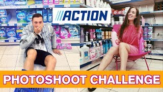 INSTAGRAM FOTO'S MAKEN IN DE ACTION // PHOTOSHOOT CHALLENGE UGLY LOCATION | ♥ iamtheknees