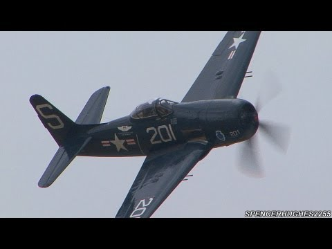 2013 Planes of Fame Air Show - Pacific Air Battle (NAVY Aircraft)