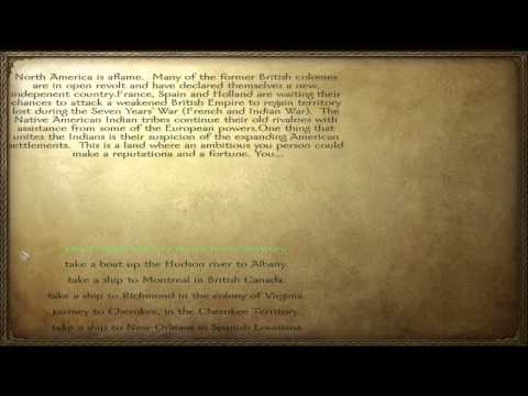 Mount and Blade: Warband Mods - 1776 American Revolution - Part 1