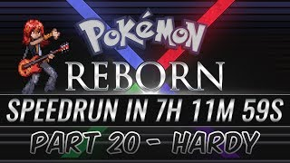 Pokemon Reborn E18 Speedrun in 7 hours, 11 minutes and 59 seconds [Part 20]