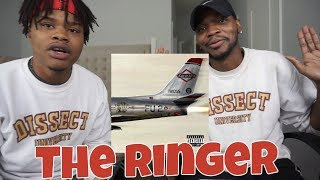 Eminem - The Ringer (KAMIKAZE) - Reaction