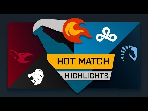 CS:GO - Hot Match Highlights #2 | ESL Pro League Season 7