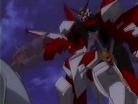 Mobile Suit Gundam Seed Astray MSV Red Frame Video