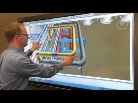 SMART Board Integration with Autodesk Navisworks