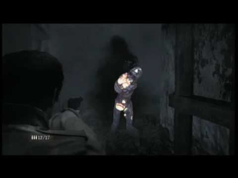 Silent Hill Homecoming Walkthrough Part 25 - The Rifle