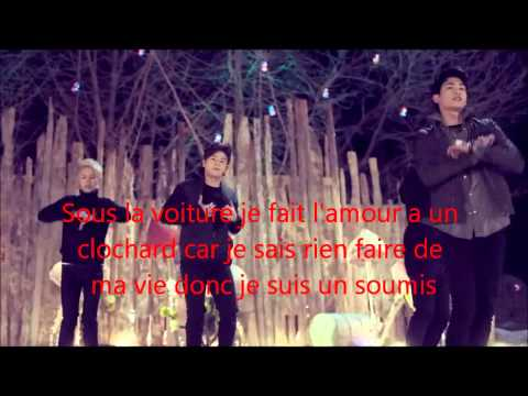 ZE:A Five –  The Day we Broke Up [FRENCH PARODIE]