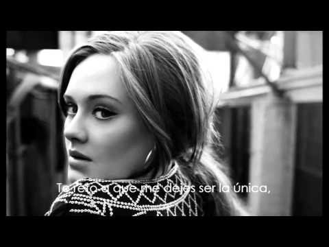 Only and one - Adele (En español)