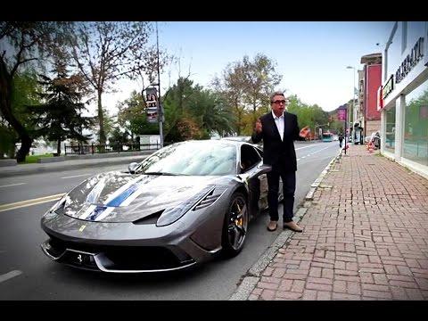 Saffet Garajda - Ferrari 458 Speciale - Vortik Usta [Nostalji]