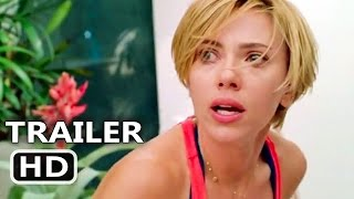 RΟUGH NІGHT Official Trailer (2017) Scаrlett Johаnsson Comedy Movie HD