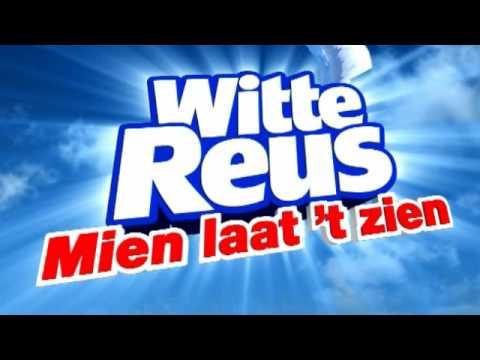 Witte Reus Allesreiniger commercial Mien Dobbelsteen