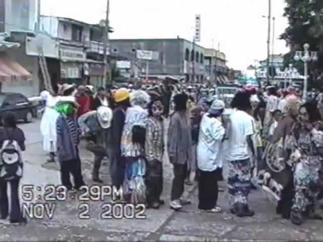Dia de Muertos,Las Viejadas,Panuco Veracruz.mp4