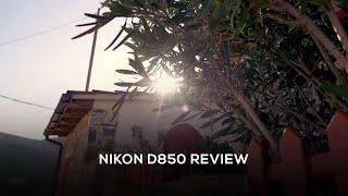 Nikon D850 Review: Nikon's latest high resolution full-frame DSLR - Part 2 (Teaser)