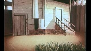Лиса-строитель