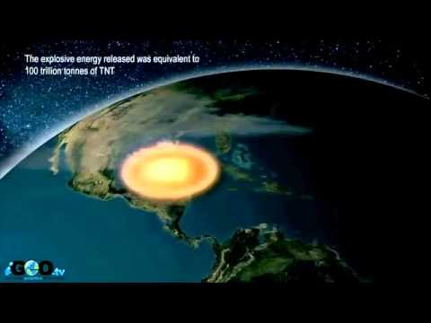 Dinosaurs Extinction: The Meteor that Make Dinosaurs Disappear [igeoNews]