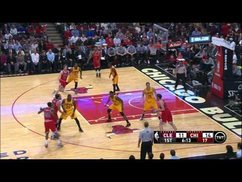 Top 5 NBA Plays: February 12th