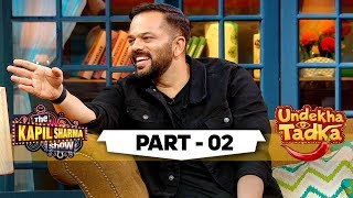 Rohit Reveals Sara's Secrets | Undekha Tadka | Episode 1 | The Kapil Sharma Show Season 2 | Part 2