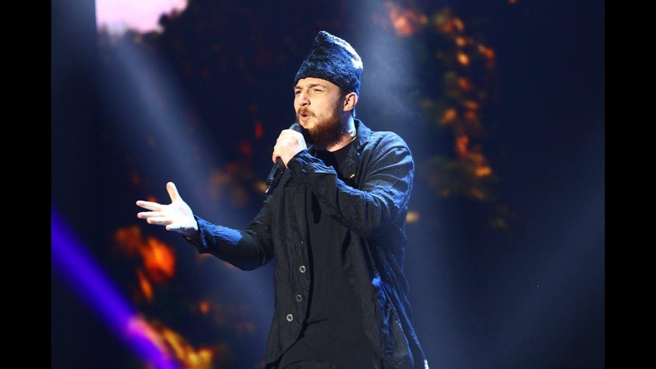 """Tudor Gheorghe - """"Acolo este ţara mea"""". Interpretarea lui Andrei Ioniţă, în prima Gala LIVE!"""