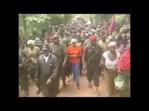Farming activities on President Jammeh's farms in Kanilai