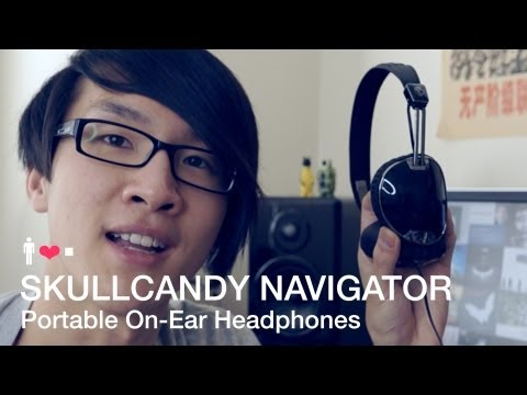 Skullcandy Navigator Headphone Review: Good Design. Unbalanced Sound