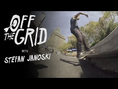 Stefan Janoski - Off The Grid