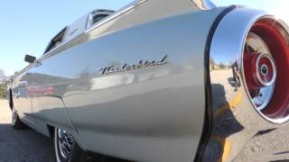 1963 Ford Thunderbird for sale at www coyoteclassics com
