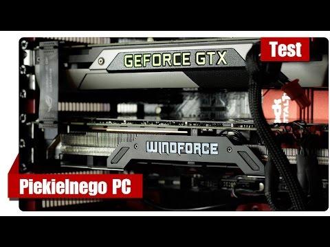 Komputer Dla Prawdziwego Gracza! GTX 980 Ti SLI - Test | 13 Gier W 4K