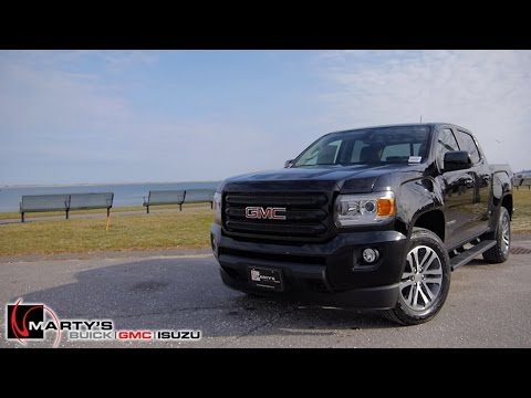 2016 GMC Canyon Nightfall Edition - This is it!