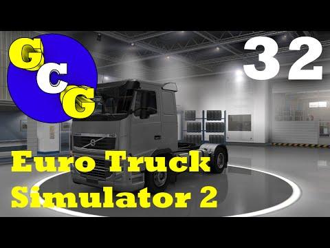 Euro Truck Simulator 2 - My Bumper Had a Car! - Szczecin - Ep.32