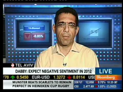 Eyal Dabby On Bloomberg TV - 12.12.2011