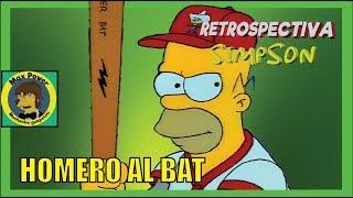 Retrospectiva Simpson: Homero al bat