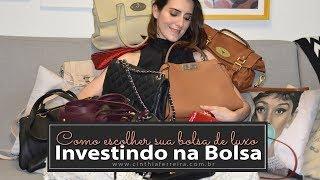 Bolsas de Luxo   Como escolher marcas, modelos e materiais da Chanel, Prada, Fendi e mais